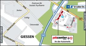 JobCenter Gießen