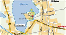 Radreisen Mecklenburg